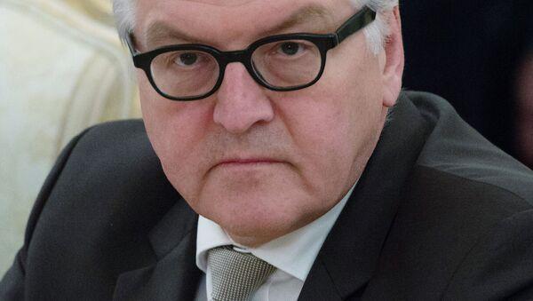 Франк-Валтер Штајнмајер - Sputnik Србија