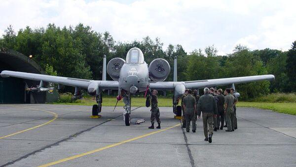 A-10 tanderbolt II - Sputnik Srbija