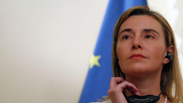 Visoka predtsvnica Evropske unije Federika Mogerini - Sputnik Srbija