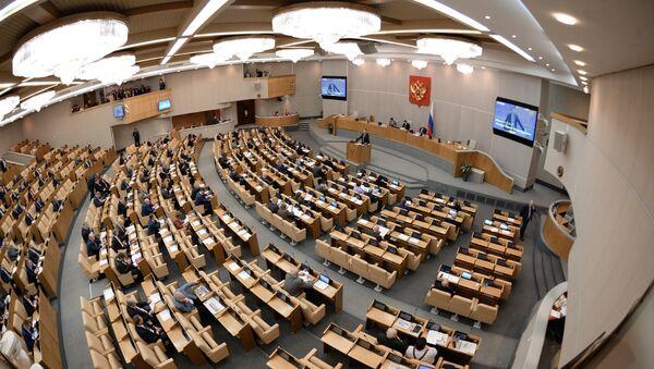 Državna duma Ruske Federacije - Sputnik Srbija