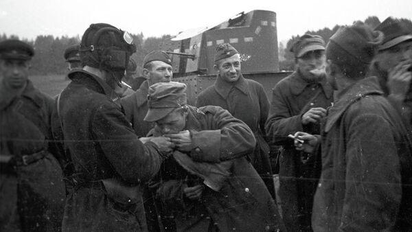 Skinuta oznaka tajnosti: I jugoslovenske trupe podrška Crvenoj armiji - Sputnik Srbija