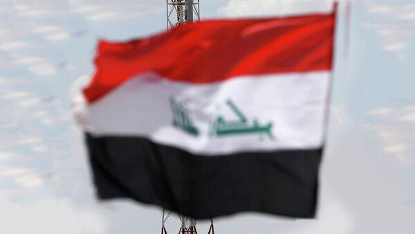 Zastava Iraka - Sputnik Srbija