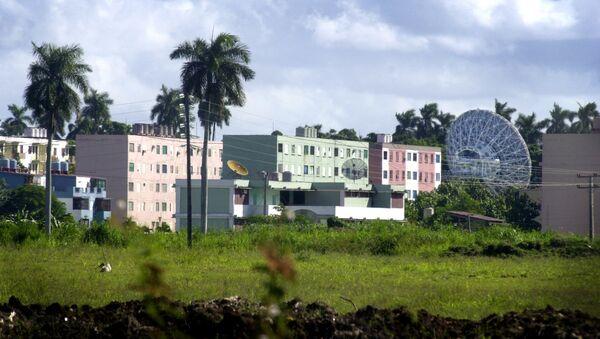 Radarski centar u Lurdesu,u predgrađu Havane - Sputnik Srbija