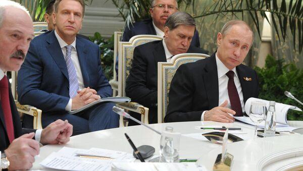 Sednica Višeg Evroazijskog ekonomskog saveta na nivou šefova država - Sputnik Srbija