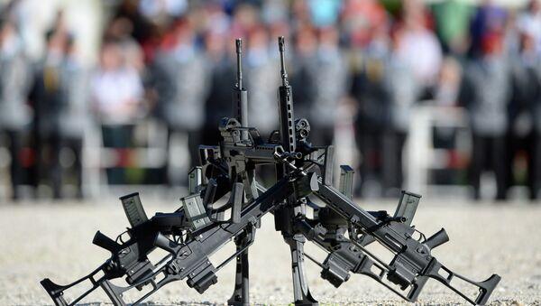 Аутоматске пушке Хеклер и Кох Г36 - Sputnik Србија