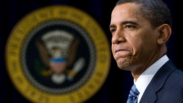 Председник Сједињених Америчких Држава Барак Обама - Sputnik Србија