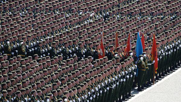 Војна парада поводом 70. годишњице победе у Другом светском рату - Sputnik Србија