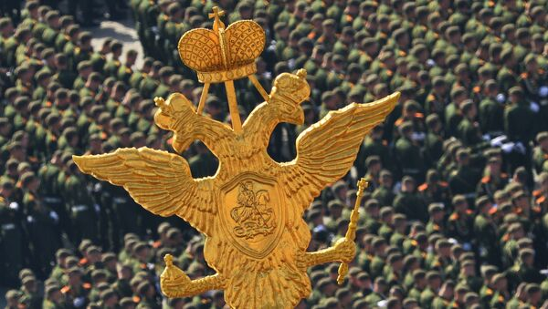 Неслагања настају када се говори о симболици боја. Гроф Липка пише 1833. године да боје ленте симболишу барут и ватру, док се други историчари не слажу са његовом тезом и наводе како су црна и златна боја биле симболи царске Русије још од времена када је за грб Русије установљен двоглави орао. - Sputnik Србија