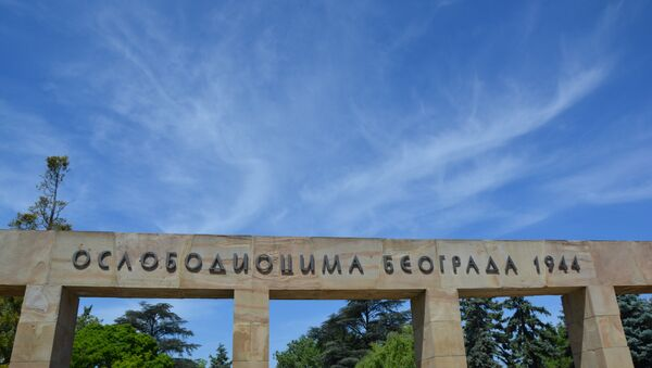 Споменик ослободиоцима Београда - Sputnik Србија