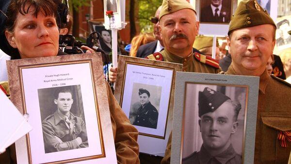 Смисао акције је у томе да се страхоте које је фашистичка идеологија произвела у свету средином ХХ века никада не забораве и не постану тек мртво слово на папиру уџбеника историје - Sputnik Србија