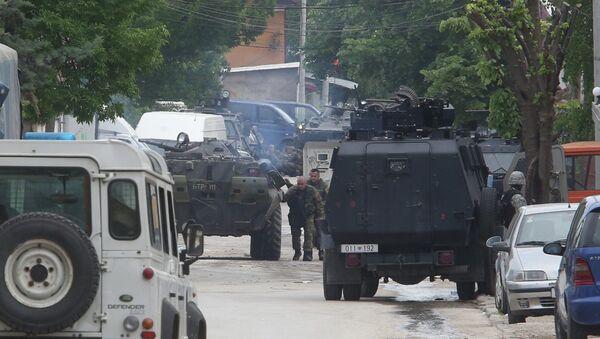Policijska akcija u Kumanovu - Sputnik Srbija