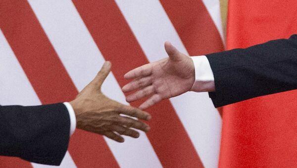 Си Ђипин и Барак Обама - Sputnik Србија