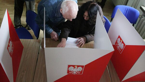Izbori u Poljskoj - Sputnik Srbija