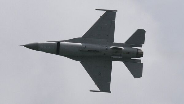 Lovac F-16 - Sputnik Srbija