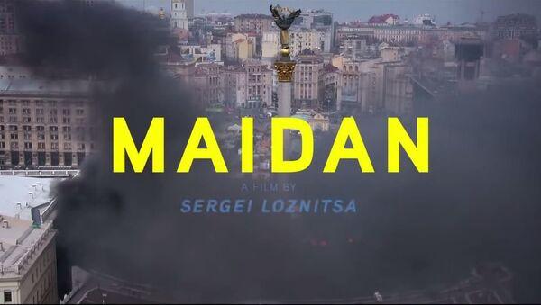 Scena iz filma Majdan - Sputnik Srbija