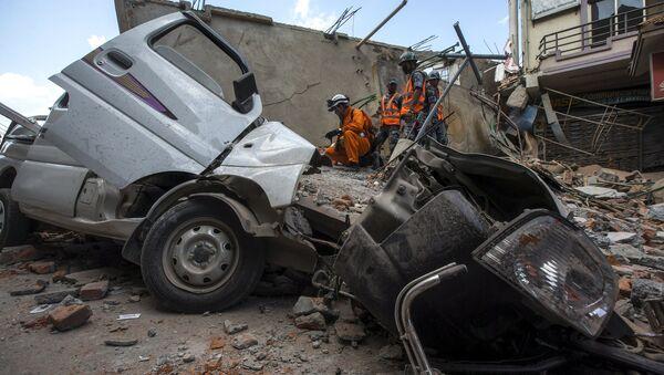 Непал земљотрес - Sputnik Србија