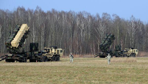 Protivraketna odbrana SAD - Sputnik Srbija