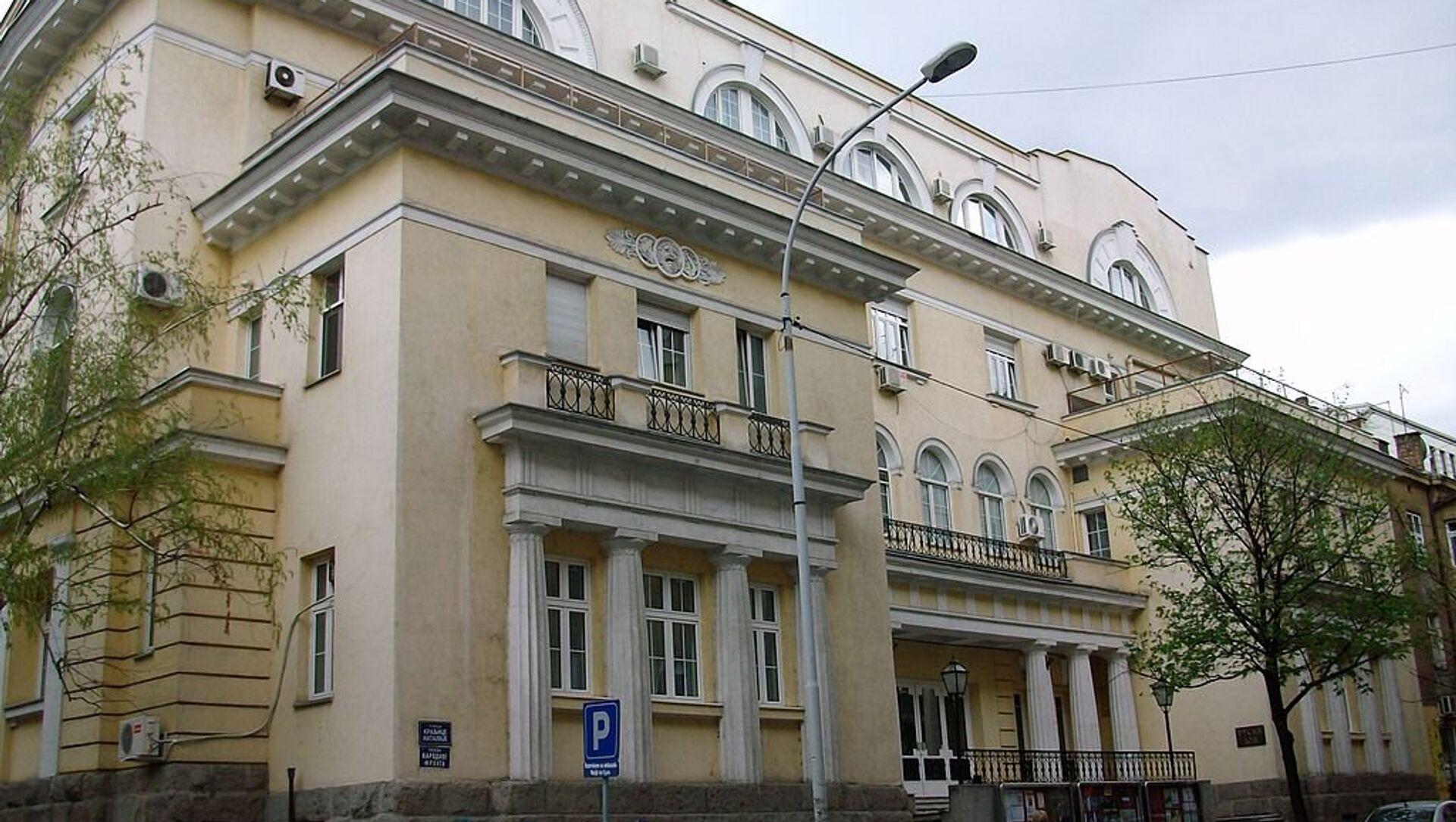 Руски дом у Београду - Sputnik Србија, 1920, 03.03.2021
