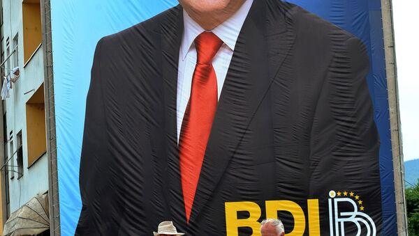Али Ахмети - Sputnik Србија