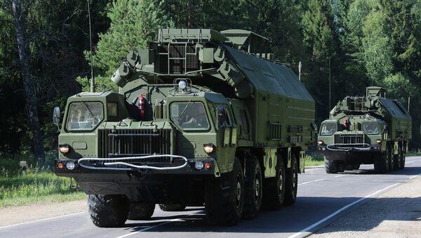 Ruske strateške raketne snage - Sputnik Srbija