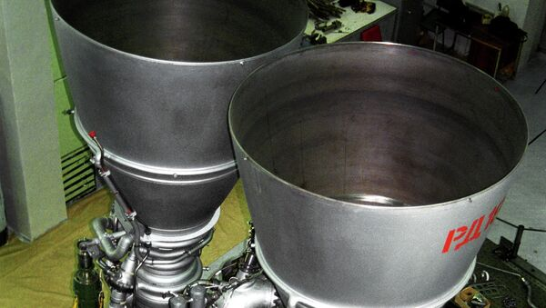 Ракетни мотори РД-180 - Sputnik Србија