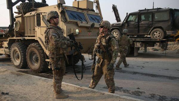 Међународна мисија у Авганистану - Sputnik Србија