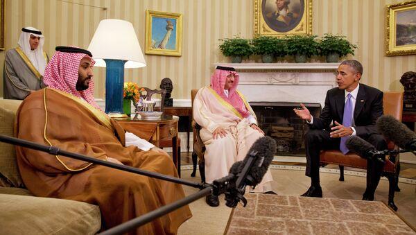 Barak Obama sa liderima Zalivskih zemalja - Sputnik Srbija