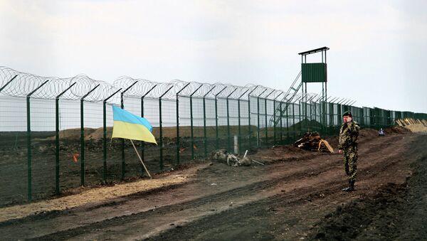 Граница Русије и Украјине - Sputnik Србија