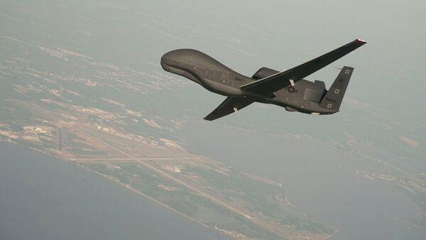Америчка беспилотна летелица Global Hawk - Sputnik Србија