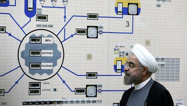 Iran, nuklearni program - Sputnik Srbija