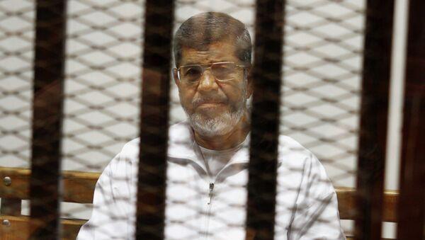 Мохамед Морси, бивши председник Египта осуђен на смрт, Египат - Sputnik Србија
