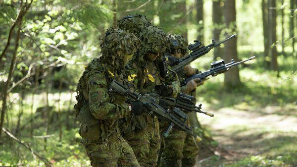 Vojska Estonija - Sputnik Srbija