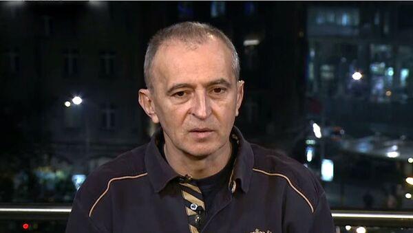 Vojislav Tufegdžić - Sputnik Srbija