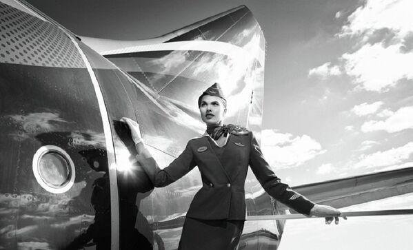 Фотографија за Аерфлотов календар - Sputnik Србија