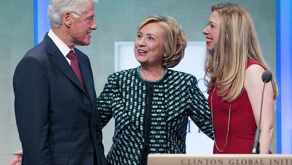 Porodica Klinton - Sputnik Srbija