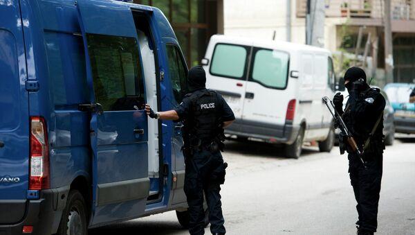 Policija samoproglašene države Kosovo - Sputnik Srbija