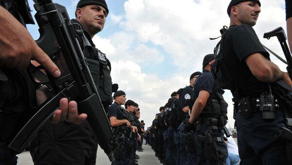 Полиција самопроглашене државе Косово - Sputnik Србија