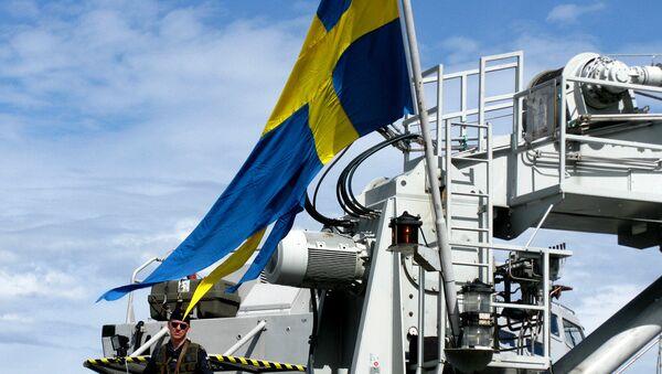 Шведска морнарица - Sputnik Србија