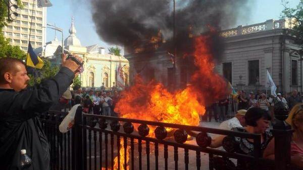 Finansijski Majdan u Kijevu - Sputnik Srbija