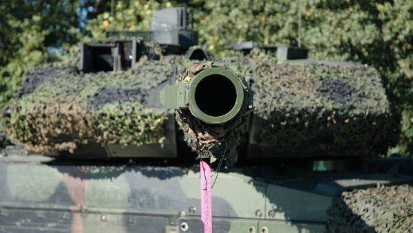 Nemački tenk Leopard - Sputnik Srbija