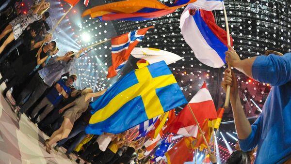 Pesma Evrovizije - Sputnik Srbija