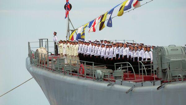 Vojna mornarička baza RF - Sputnik Srbija