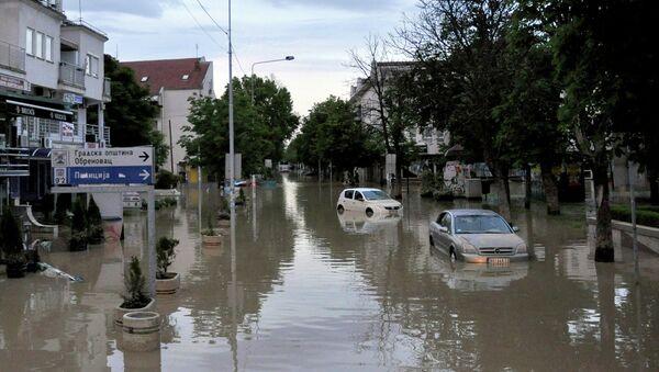 Поплаве у Србији - Sputnik Србија