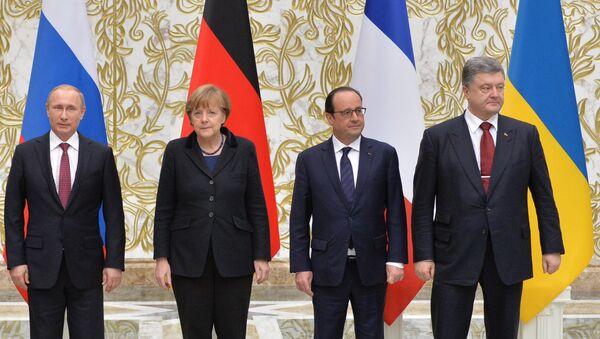 Pregovori u Minsku - Sputnik Srbija