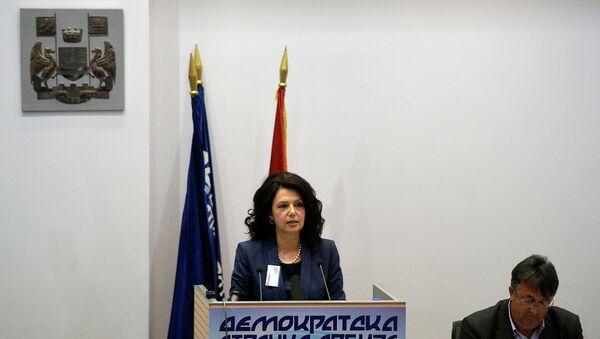 Санда Рашковић - Ивић - Sputnik Србија