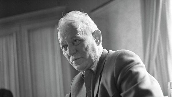 Pisac Mihail Šolohov - Sputnik Srbija