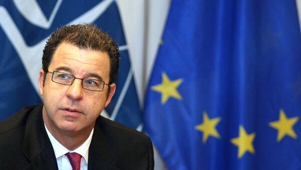 Serž Bramerc, glavni tužilac Haškog tribunala - Sputnik Srbija