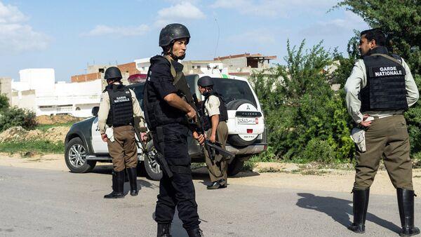 Policija u Tunisu - Sputnik Srbija