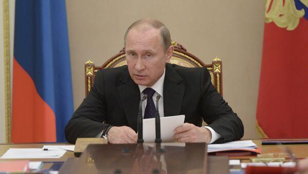 Ruski predsednik Vladimir Putin - Sputnik Srbija