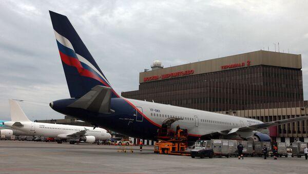 Aerodrom Šeremetjevo u Moskvi - Sputnik Srbija